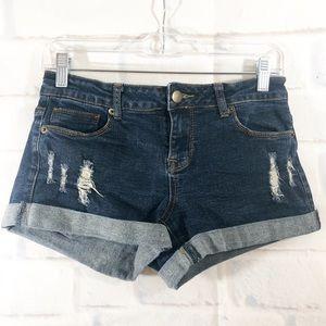 ✨FOREVER 21 | Denim Shorts
